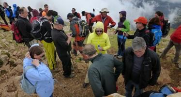 Tozal de Guara: día 3 de mayo
