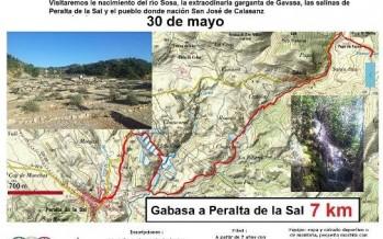 30 de mayo: de Gabasa a Peralta de la Sal