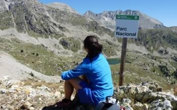 Caldes de Boi al pantano de Baserca por el Coll de Feneruy