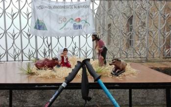 El santuario del Pueyo de Barbastro acogió el LIV Belén Regional de la FAM