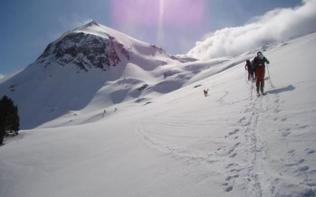 Curso provincial de iniciación al esquí de montaña