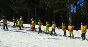 Campaña de esquí 2016