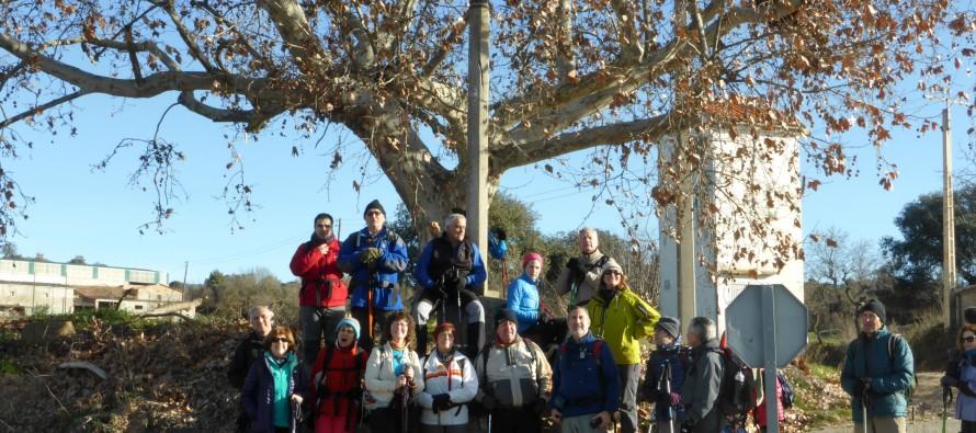 Camino de San Ramón: Aguinaliu a Capella