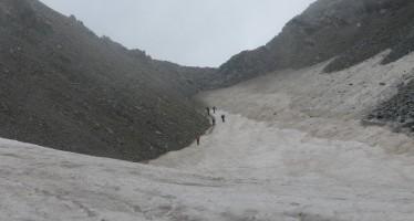 Alta montaña: del Valle de Remuñé al lago D'ô por el Collado inferior de Literola