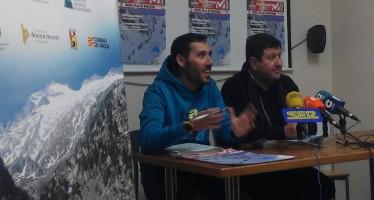 Presentación de la Crono de Cerler 2016