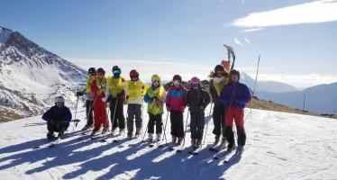 Campaña de esquí en Cerler y Llanos del Hospital de Benasque