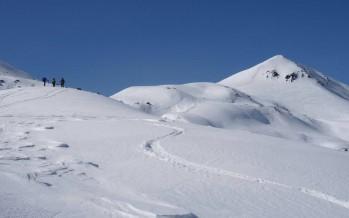 Promocional de esquí de montaña. Turón de Frontonet