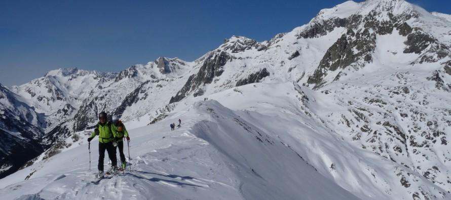 II Encuentro Pirenaico de esquí de montaña