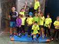 Campeonato de Aragón de Escalada de los Juegos Escolares