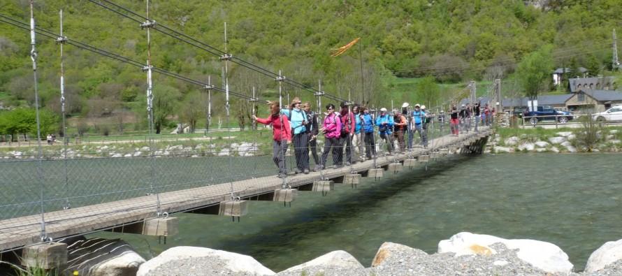 El camino del agua (Valle de Boí)