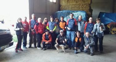 Montañeros de Aragón Barbastro colabora con la Ultratrail Guara Somontano 2016