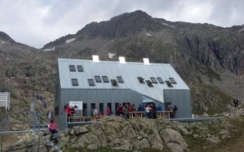 Inauguración de altura en el Refugio de Cap de Llauset