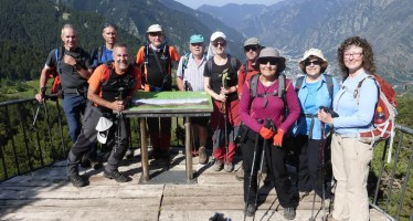 Senderismo en Andorra