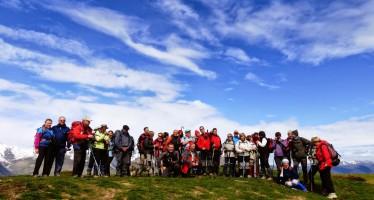 Encuentro montañero CAF de Tarbes- Club MAB en el Valle de Benasque
