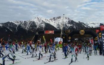 Campeonato de España de esquí de montaña en Cerler
