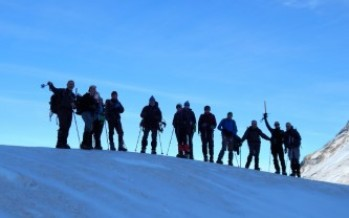 Belén montañero de altura en el Batallaince  2604 m.