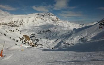 Información curso de esquí Cerler