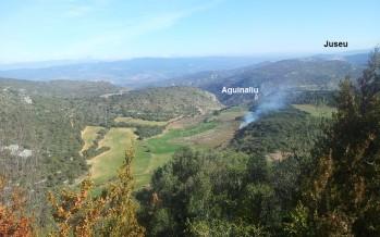 De Barbastro a Aguinaliu, 1ª parte