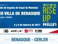 Abierta inscripción para el Campeonato de España de esquí de montaña