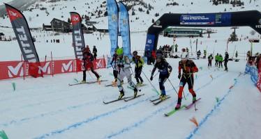 Oriol Cardona y Claudia Galicia, campeones de España en la modalidad Sprint