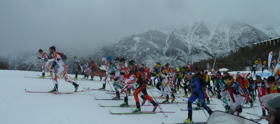 Reconocimiento a la sección de esquí de montaña en la Gala del Deporte