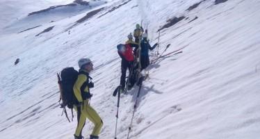Curso provincial de iniciación al esquí de montaña 2019