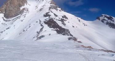 Encuentro Pirenaico esqui de montaña. De Ardonés al Refugio Cap de Llauset