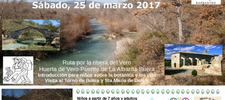 Huerta de Vero-Puente de La Albarda-Buera