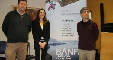 Barbastro se une al Festival de Cine de Banff con la proyección de 16 cintas