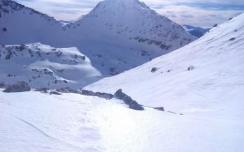 Encuentro Pirenaico de esquí de montaña. Cap de Llauset-Tuca Vallibierna-Plan de Senarta.