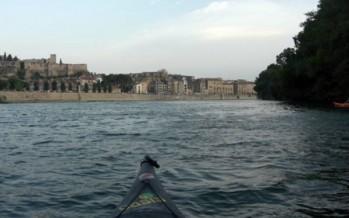 Descenso por el Ebro: Benifallet-Xerta-Tortosa