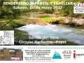 Ruta circular a Poyet por la senda del Vero