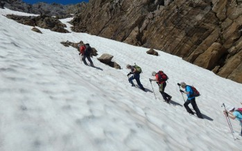 Crónica de la subida al Bisaurín, 2670 m.