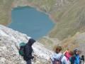 Pico Collarada por el Refugio de la Espata y Collado de Ip