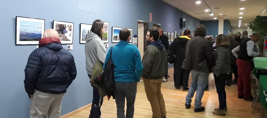 Exposición fotográfica de montaña