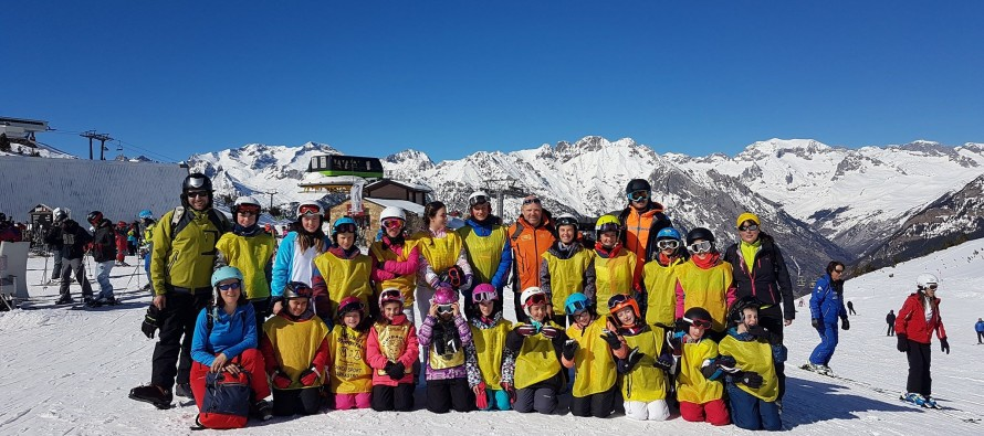 Campaña de esquí 2018