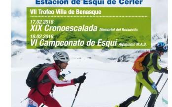 Las competiciones de esquí de montaña vuelven a Cerler
