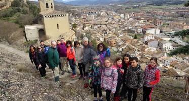 MAB y CER muestran la historia de Graus a los niños