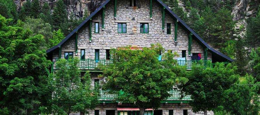 Encuentro Club Montañeros de Aragón Barbastro con el Club Alpino Francés de Tarbes