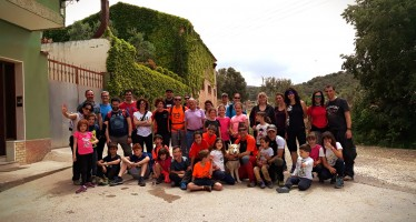 2ª expedición infantil a Estadilla