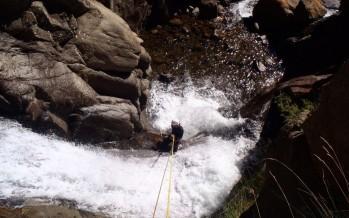 Sección de Barrancos: Barranco del Llech y Gorgas del Nuria