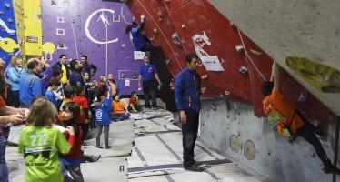 Juegos Deportivos de escalada 2019