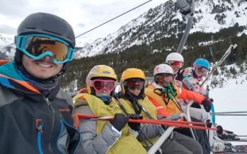 Campaña de esquí 2019 en Cerler