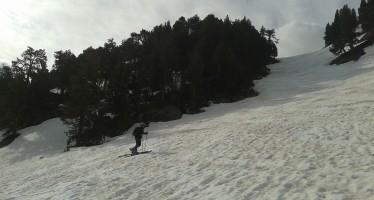 Salida promocional de esquí de montaña