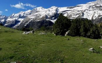 Travesía por el valle de Pineta: Camino Montaspro- La Larri-Plana Fonda-Refugio de Ronatiza