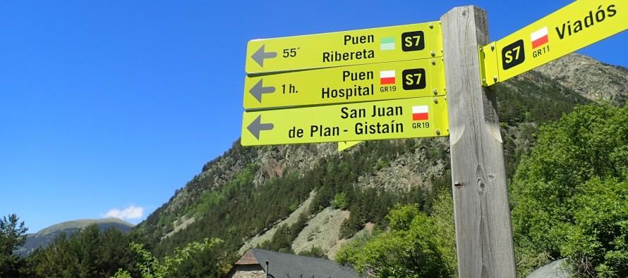 Hospital de Gistaín al Hospice de Rioumajou