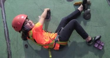 Buen balance de las Escuelas de escalada de Estadilla y Barbastro
