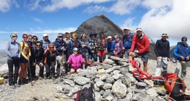 Cimas de Ordesa:  Punta de las Olas (3.022 m)