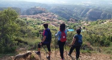 Marcha Nórdica: Berbegal – Monte de Viarz