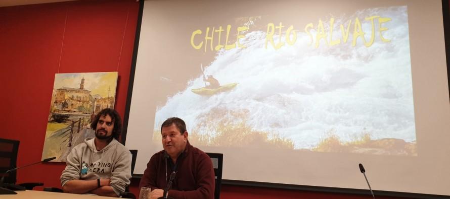 Jornadas montañeras: «Chile, río salvaje»